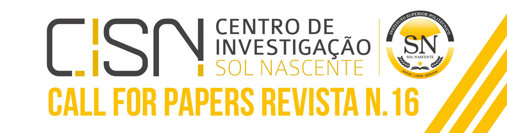 Call for Papers - Revista n. 16