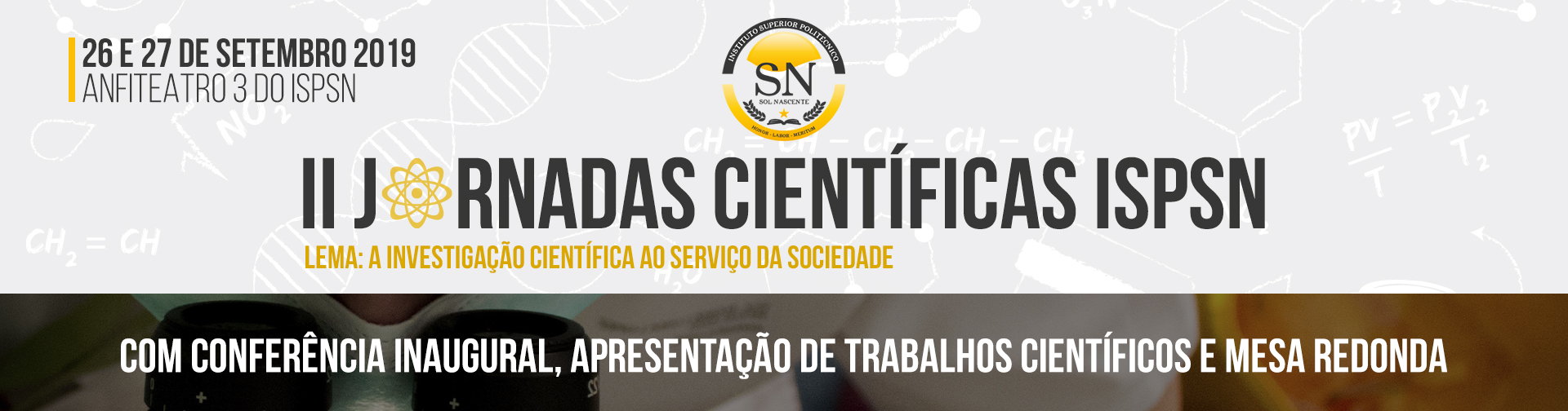 II Jornadas Científicas ISPSN